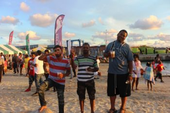 Patrons dubbed the VG Easter Festival Explosion a 'success' despite the scale down following the hurricanes of September 2017. Photo: VINO