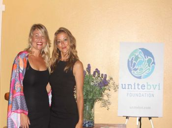 This year, Unite BVI has partnered with Summer Sizzle BVI to bring awareness to Ocean Conservation, Recycling in the VI, and Business as a Force for Good. Photo: VINO