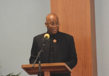 During the Eulogy by Claude O. Skelton-Cline, former Managing Director of BVI Ports Authority (BVIPA), social commentator and grandson stated that the late Mrs Benjamin-Skelton was a 'saintly and nurturing' woman, while adding that she always told her family to 'give her flowers while she is alive'.
