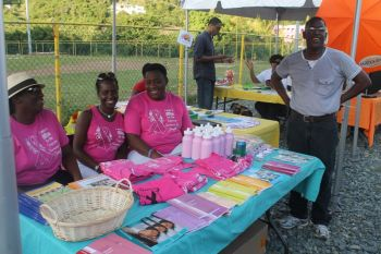 The BVI Cancer Society is in line to receive donations from the management of Club Opium following the Libra Fest activity scheduled for September 18 -20, 2013. Photo: VINO/file