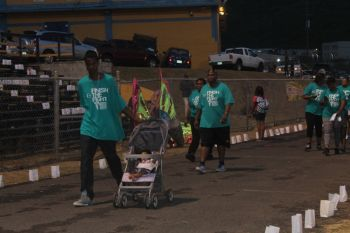 USVI relay for life 2014. Photo:VINO