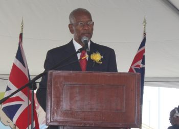 Premier Dr The Hon D. Orlando Smith's decision to cancel two cruise ship calls to the Virgin Islands this week has been met with mixed reactions. Photo: VINO/File