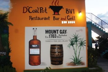 The event was held on Monday, May 28, 2018 at the D'CoalPot BVI Restaurant Bar and Grill in Carrot Bay. Photo: VINO