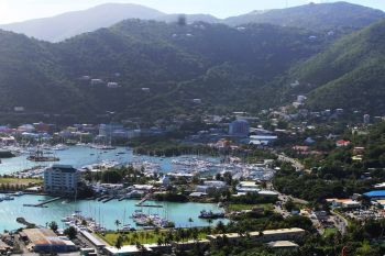 The British Virgin Islands (BVI), through the BVI Finance Centre, released a report earlier this year which claimed that the BVI supports some 2 million jobs globally through its legitimate offshore regime. Photo: VINO/File