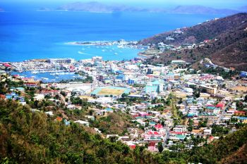 The Virgin Islands will reopen its borders to international travelers on December 1, 2020. Photo: VINO/File