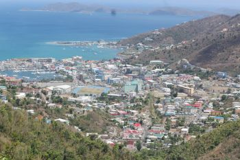 According to Minister for Natural Resources, Labour and Immigration, Honourable Vincent O. Wheatley (R9) not everyone who comes to live and work in the territory appreciates its people. Photo: VINO