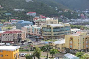 Construction work in the Virgin Islands has slowed as the Virgin Islands continue to recover; however, the issue of workers on work permit remaining in the territory while unemployed is a concern. Photo: VINO/File