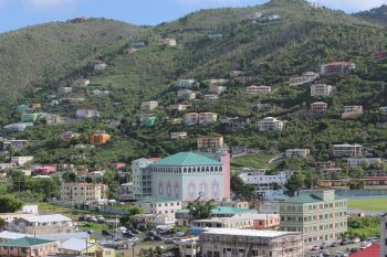 According to Minister for Natural Resources, Labour and Immigration Honourable Vincent O. Wheatley (R9), the land situation in the Virgin Islands is very 'convoluted and requires an ardent amount of time to be sorted out.' Photo: VINO