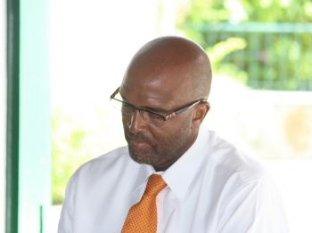 During deliberations for the 2014 Budget Estimates, Commissioner of Customs, Mr Wade Smith said the challenges had posed many concerns such as substantial revenue loss, inability to properly profile and target passengers, and the safety for arriving passengers and Government personnel. Photo: VINO