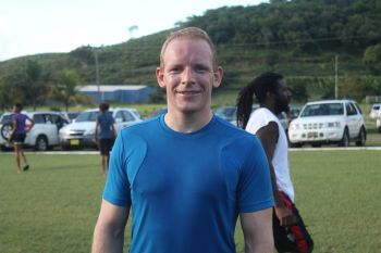 Mr Carr hopes to return to the Virgin Islands some day to visit and maybe even enter a race! Photo: VINO