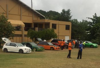 The BMSA Festival Car Exhibition 2016 was deemed a success despite the inclement weather. Photo: Provided