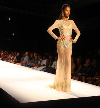 Global Glamour Runway is the signature event of Summer Sizzle BVI. Photo: VINO