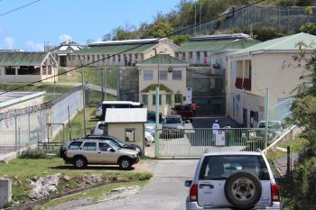 An inmate of Her Majesty's Prison at Balsam Ghut has escaped, according to reports reaching Virgin Islands News Online. Photo: VINO/File