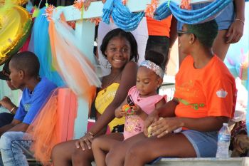 Scenes from the August Monday Parade in Road Town, Tortola, on August 5, 2019. Photo: VINO