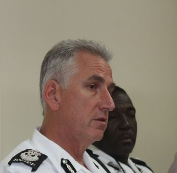 New Commissioner of Police Michael 'Mick' Matthews said that while the Nickera Smith murder case is being treated with the highest priority, he was not prepared to disclose how close investigators were to cracking the case. Photo: VINO/File
