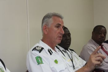 Commissioner of Police Michael Matthews has condemned the alleged assault of two traffic officers by a scooter rider and has warned that unlawful scooter riders will be targeted. Photo: VINO/File