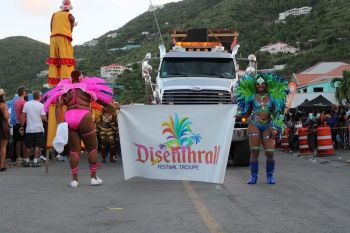 Disenthral Festival Troupe. Photo: VINO
