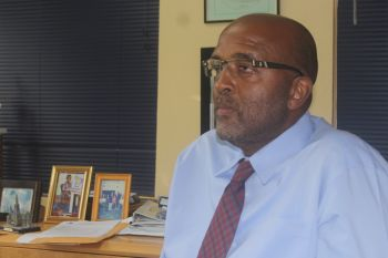 Comptroller of Customs, Mr Wade N. Smith confirmed the reports to Virgin Islands News Online, adding that investigations are ongoing. Photo: VINO/File
