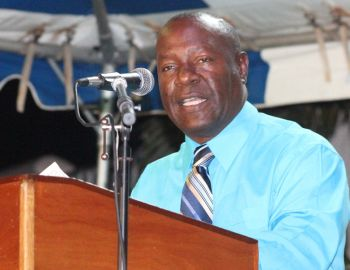 Chairman of the Virgin Islands Festival and Fairs Committee, Marvin Blyden, wants to make entry for the Soca Night of the 2013 Virgin Islands Emancipation Festival free of cost. Mr Blyden said the committee will be holding a telethon on the radio stations where persons can pledge $20 or more and disclosed that once the response is good, he would seek to have another night free. Photo: VINO