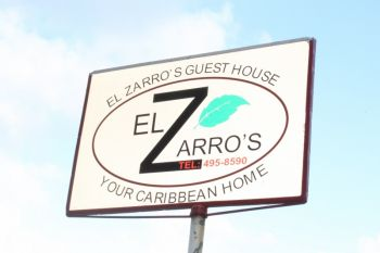 Her entrepreneurial savvy has also seen her extending into the arena of hospitality management and today she also runs the family owned El Zarro's Guest House situated along the Ridge Road. Photo: VINO