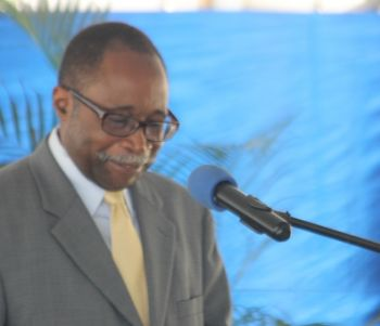 Opposition Leader Hon Julian Fraser RA (R3) said for a Governor to comment on the functioning of an elected Government in itself is rare and speaks to the recklessness of the NDP Government's actions. Photo: VINO/File