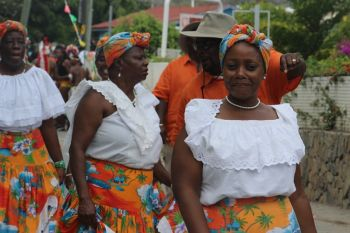 Scenes from the VG Easter Festival Parade. Photo: VINO