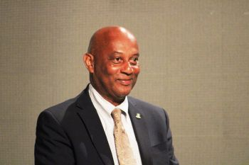 Minister for Natural Resources, Labour and Immigration, Hon Vincent O. Wheatley (R9) has confirmed to Virgin Islands News Online that the Immigration Department was rounding up persons found to be in violation of the Territory's immigration and labour laws. Photo: VINO/File