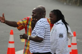 Former Chairman of the VI Festival and Fairs Committee (VIF&FC) Marvin 'MB' Blyden. Photo: VINO