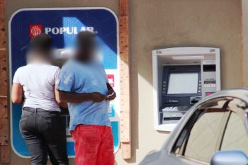The soon to open Banco Popular on Virgin Gorda will 24-hour ATM access. Photo: VINO/File