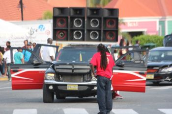 Street Kings added some 'volume' to the August Monday Parade 2016. Photo: VINO