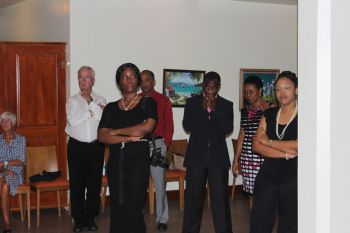 Some of the invitees to the reception to mark the 5th anniversary of the Complaints Commission. Photo: VINO