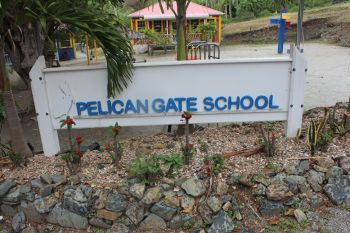 The Pelican Gate School in West End, Tortola. Photo: VINO