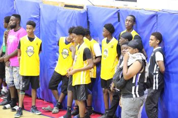Willful Skillful (in yellow) will take on Young Starz from 5:00pm on Saturday, November 9, 2019 at the Save the Seed Energy Centre in Duff's Bottom, Tortola. Photo: VINO/File