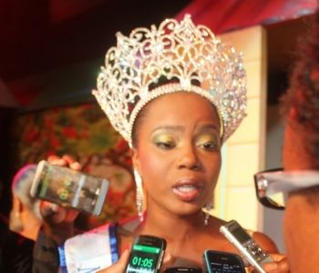 Sources close to the pageantry industry in the Virgin Islands have reliably informed this news site that contrary to the rules that govern the pageant, the new Miss BVI does not hold a naturalized status as she does not have a Virgin Islands' passport and neither of her parents are Virgin Islanders. Photo: VINO/File
