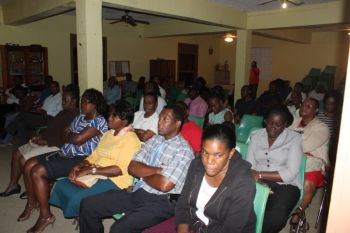 The programme is being offered free of cost to residents of the First District Community. Photo: VINO