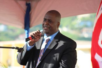 The Virgin Islands Party (VIP) Government led by Premier and Minister of Finance, Honourable Andrew A. Fahie (R1) is seeking to create avenues for public officers to easily access loans. Photo: VINO/File