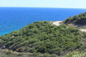 The properties for the projected housing scheme on Virgin Gorda will cost in the region of $250,000-300,000 and will begin in the Coppermine area. Photo: VINO