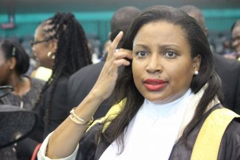 Speaker of the House of Assembly Hon Ingrid A. Moses. Photo: VINO/File