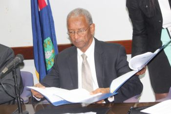 National Democratic Party (NDP) led Government of Premier and Minister of Finance Dr. the Honourable D. Orlando Smith may have sold away the birth rights of its people when they entered into agreements last month with Norwegian Cruise Lines (NCL) and Disney Cruise Lines (DCL). Photo: VINO