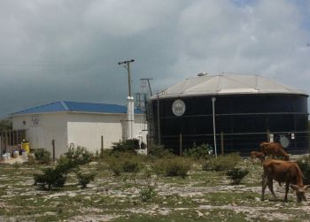 TSG has reportedly shut off its water supply to residents of Anegada over non-payment by Government. Photo: VINO/File