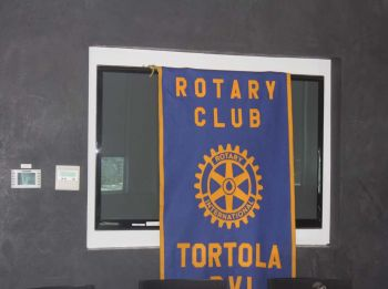 Rotary Club of Tortola made 50 years on January 5, 2018 and will be celebrating with a year long of activities. Photo: VINO