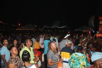 Scene of Carrot Bay's Cultural Fiesta, August 8, 2014. Photo: VINO