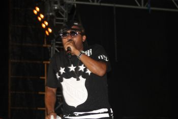 Machel Montano HD at Carrot Bay Cultural Fiesta, August 9, 2014. Photo: VINO
