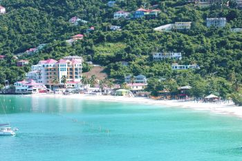 The world famous Cane Garden Bay Beach. Government is seeking to promote more than sun and sand in new markets. Photo: VINO