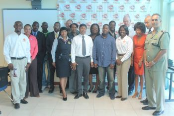 FTM honoured all their main sponsors and facilitators who were instrumental in the staging of the 'Step it Up' programme which was held on March 7, 2014. Photo: VINO