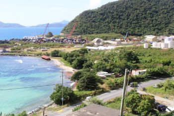 The scope of the project, according to Government, will occur adjacent to the Dungeon site on the seaward side, has been inspected and approved by the ministry as with any other dredging works to ensure that the surrounding areas are not adversely affected. Photo: VINO