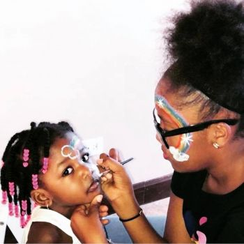 For 15-year-old J'dya A. T. Spruce of Thredfall, Tortola, she has defied the odds at a tender age and turned her passion for art and painting into a viable business. Our Young Professional for this week is the owner of 'Happy Faces,' a facing painting company with the smiles of children at the core of its values. Photo: Provided