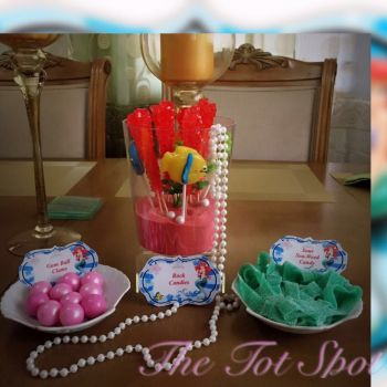Some of the many items available at The Tot Spot located in West End, Tortola. Photo: Provided
