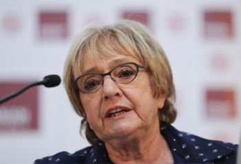 The Sanctions and Anti-Money Laundering Bill brought before the House of Commons was spearheaded by Dame Margaret E. Hodge. Photo: Internet Source