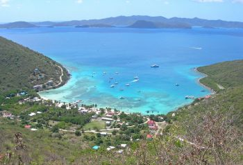 In the Virgin Islands, places like Jost van Dyke and Thatch, are just a few other locations in the territory that is named after well-known pirates. Photo: Internet Source